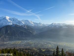 pollution vallée de l'Arve haute savoie