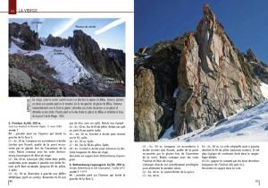 topo mont blanc granite