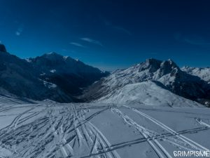 ski rando chamonix montblanc