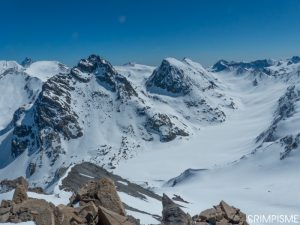 ski rando ubaye pointe basse mary