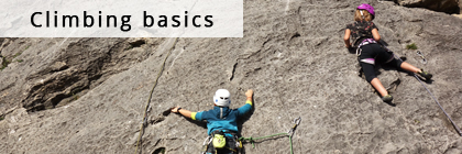 climbing basics chamonix
