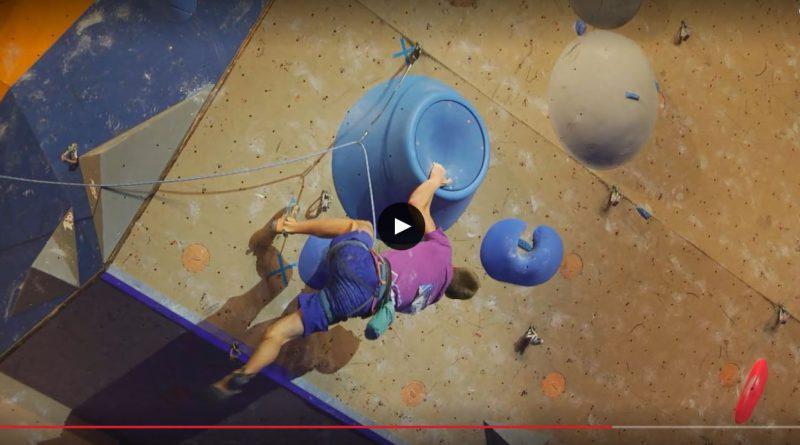 video finale championnat france escalade 2017 valence