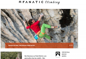 fanatic climbing escalade