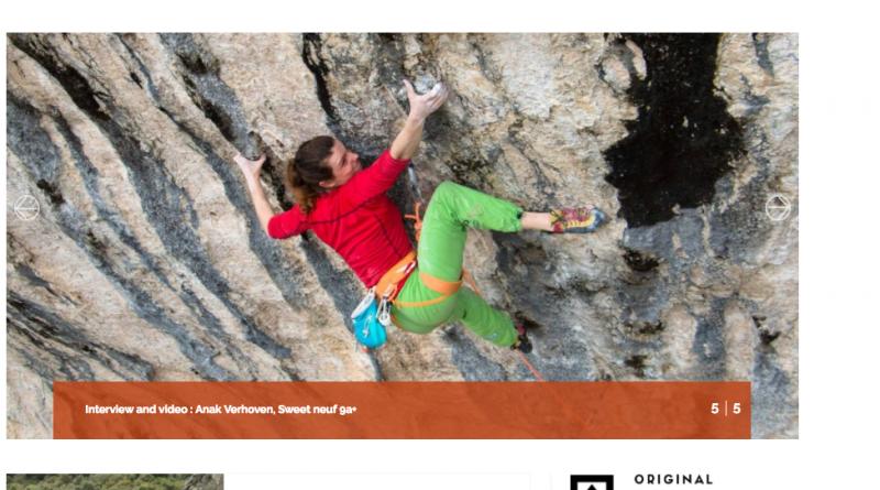 fanatic climbing escalade