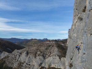 Stage escalade Hautes Alpes et Orpierre