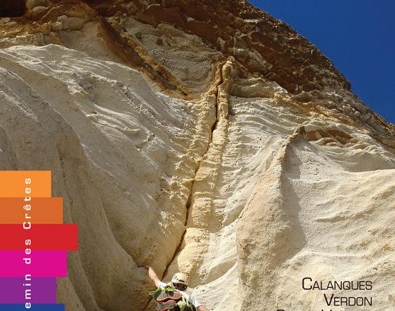 topo escalade 100 plus belles grandes voies provence