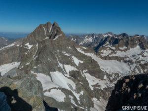 alpinisme ecrins valgaudemar cime du vallon