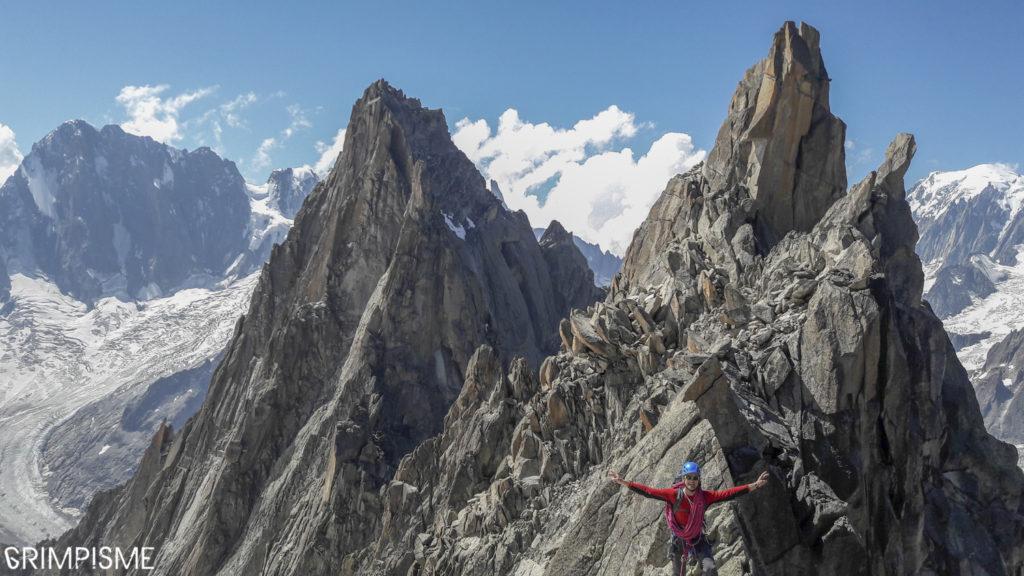 engagement guide montagne moniteur escalade