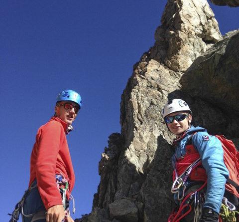 grande ruine alpinisme