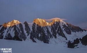 alpinisme massif mont blanc grimpisme