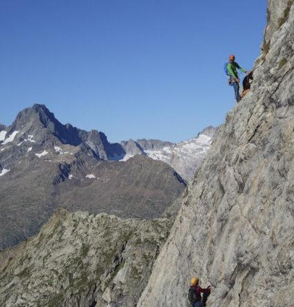 aiguille dibona alpinisme