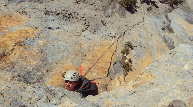 free tibet escalade gorges verdon