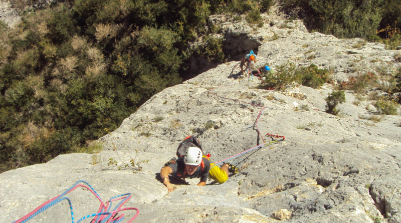 stage escalade gorges verdon