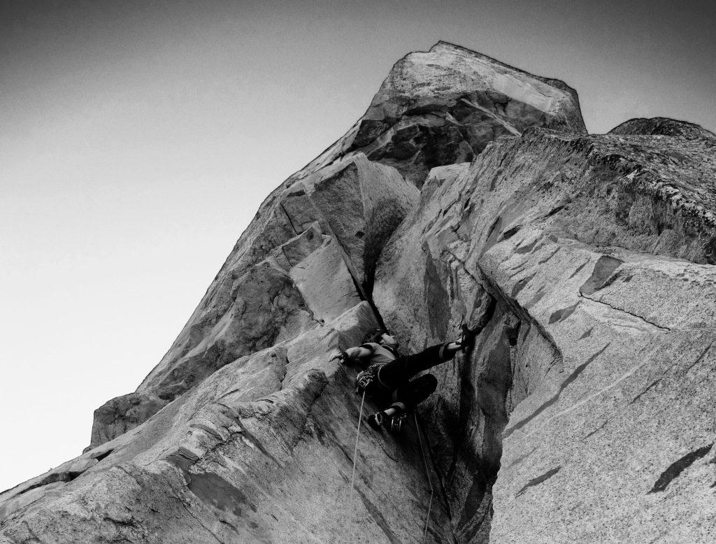 Rostrum north face Yosemite