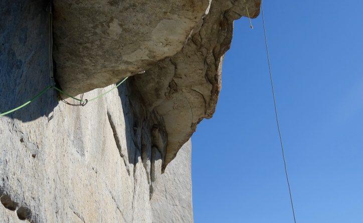 Roof salathe wall el capitan Yosemite