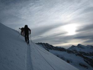 Haute Route Jungfrau ski