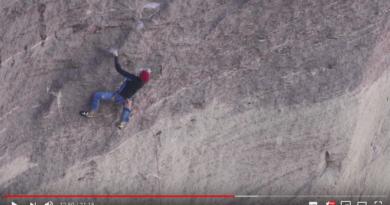 "Vidéo escalade: l'intégrale d'Adam Ondra dans ""Just do it"" (8c+)"