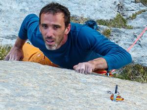 charlie perdreau moniteur escalade canyoning