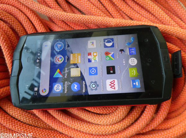 test smartphone crosscall