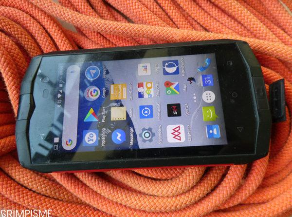 test smartphone crosscall