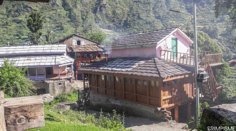barsheini, parvati valley, himachal pradesh