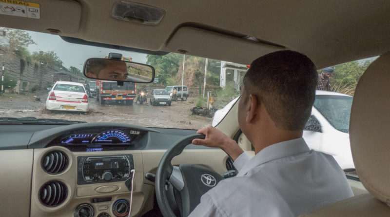 taxi inde