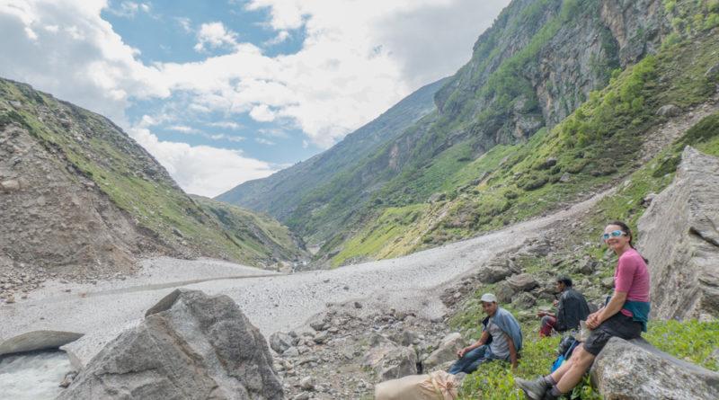 trek pin parvati, himachal pradesh