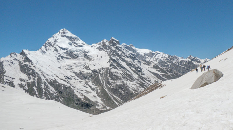 high camp pin parvati pass