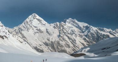 Trek du Pin Parvati pass