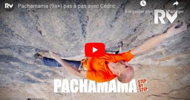 "Vidéo: Cédric Lachat raconte ""Pachamama"" (9a+), Oliana"