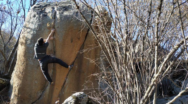 jordi a targassonne escalade bloc