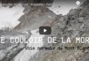 """Aménager le """"couloir de la mort"""" au Mont Blanc?"""