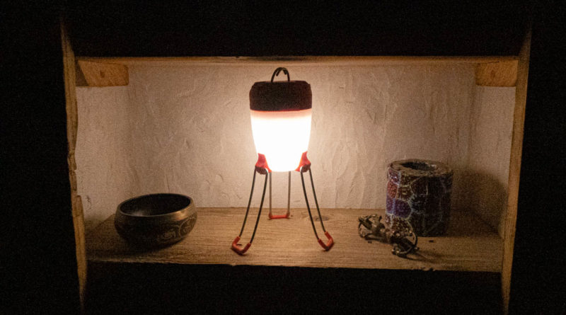 lampe apollo black diamond